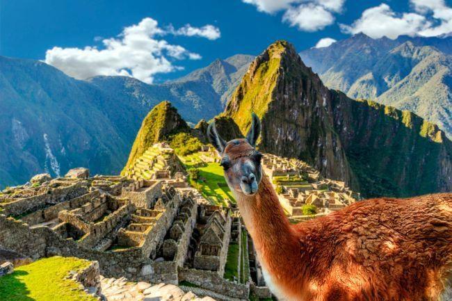 AmériGo communique sur ses destinations accessibles : le test sera fait à l'hôtel de Cusco, dernière étape du voyage, pour la somme de 30€ également - DR