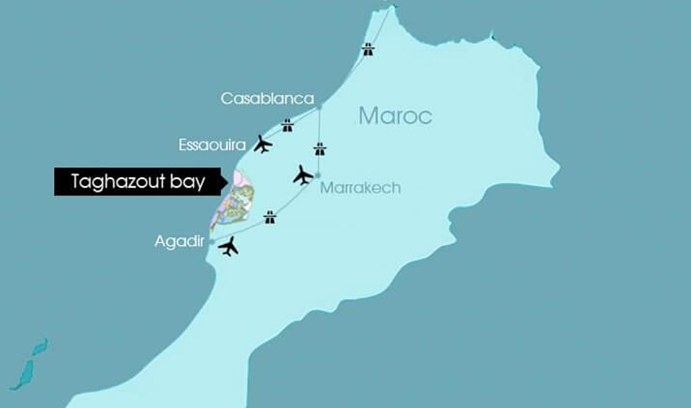 Transport Maroc : l'ONMT signe un accord stratégique avec Ryanair sur Agadir-Taghazout
