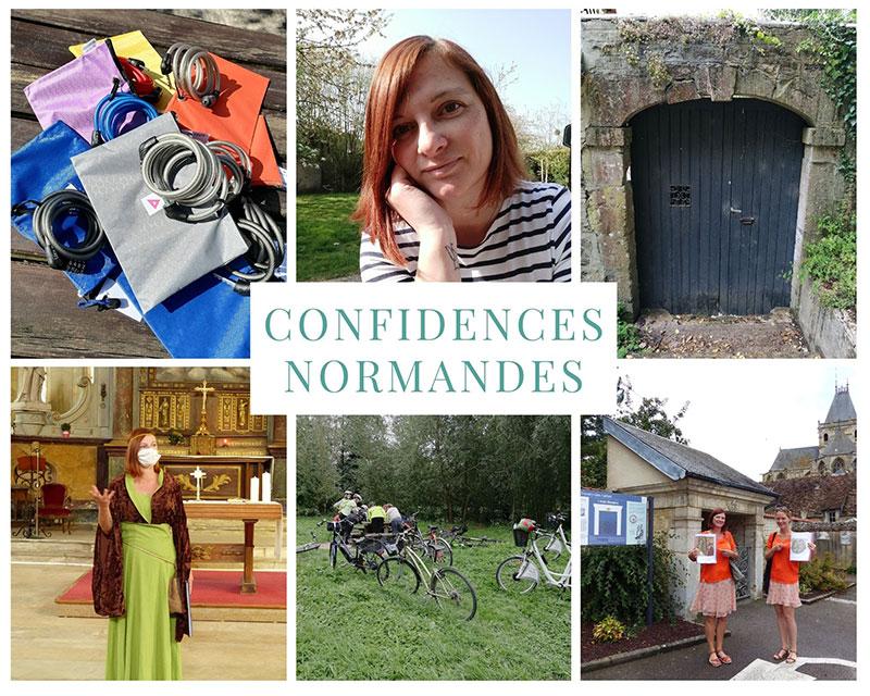Confidences Normandes © Nadège Vivier