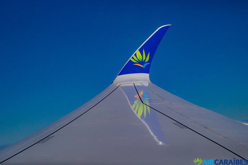 Air Caraïbes propose un vol quotidien au départ de Paris-Orly vers Saint Barthélémy, via Pointe-à-Pitre ou Saint-Martin-Juliana - DR : Air Caraïbes