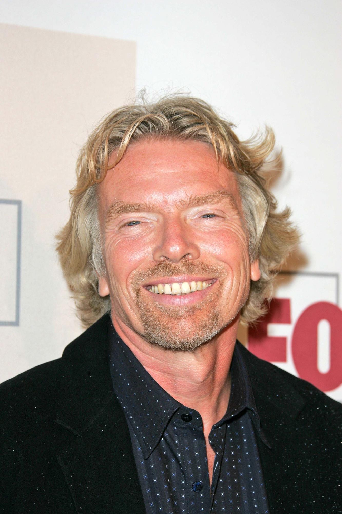 Richard Branson en orbite : Messires les Anglais, tirez les premiers !