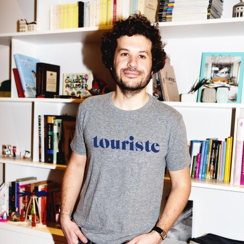 Adrien Gloaguen fondateur du groupe hôtelier Touriste - DR