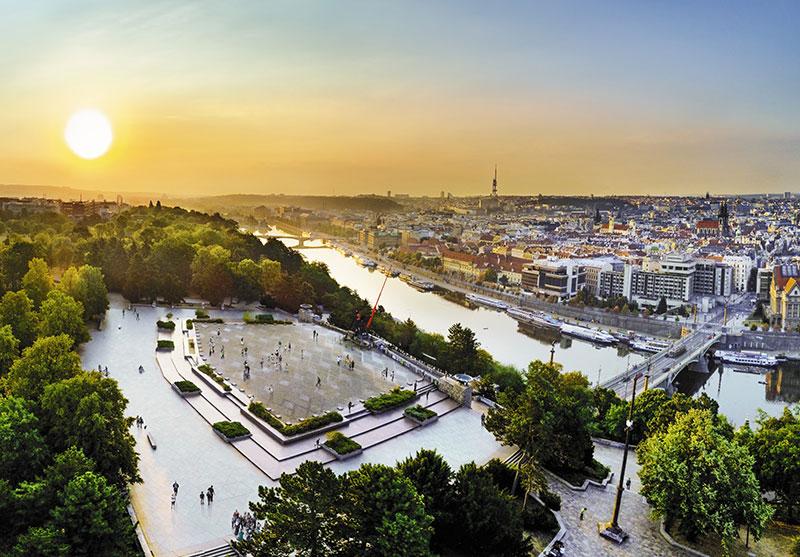 Praha Letná © UPVISION