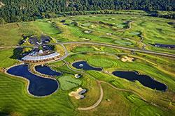 Golf Kácov © Huť architektury Martin Rajniš
