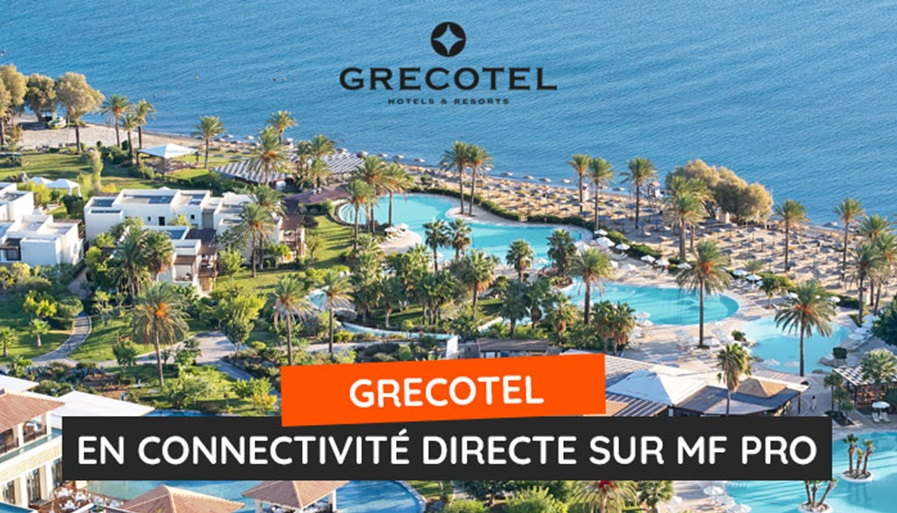 MFPRO en partenariat avec Grecotel, vous propose un MÉGA challenge de ventes sur 4 mois  - DR