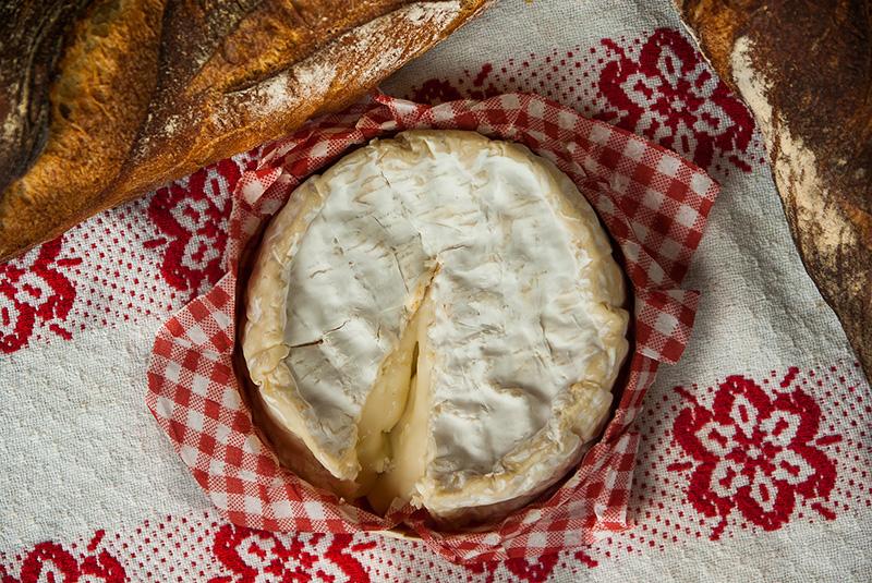 Camembert de Normandie © Jackmac34 / Pixabay