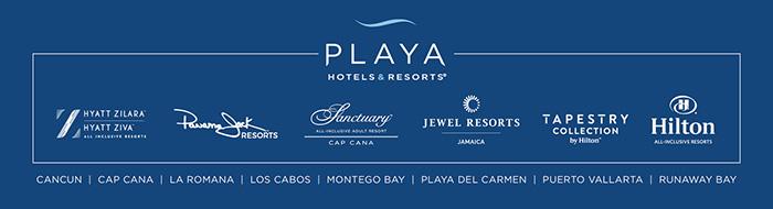 © Playa Hotels & Resorts