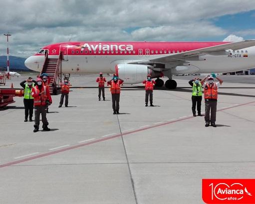 Avianca obtient des engagements de financement de l'ordre de 1,35 milliard d'euros - DR
