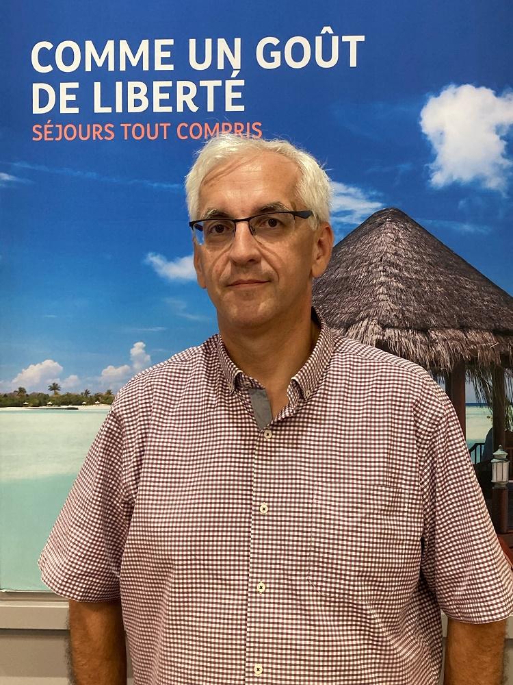 """""""Avec le fonds de solidarité calculé sur 40% des pertes en juin, 30% en juillet et 20% en août, je peux vous dire que nous sommes en train de perdre l'équilibre. Nous sommes en danger et il faut nous aider"""" selon Laurent Menanteau - DR"""