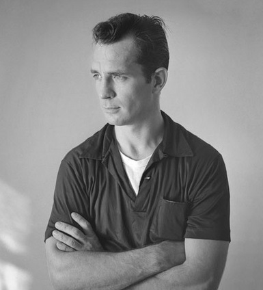 Jack Kerouac by photographer Tom Palumbo, circa 1956