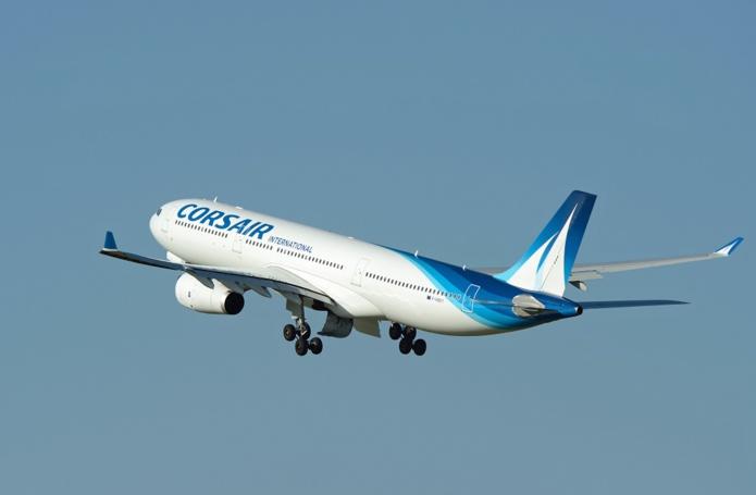 Corsair lancera des vols vers la Guadeloupe en décembre au départ de l'aéroport de Bordeaux - DR