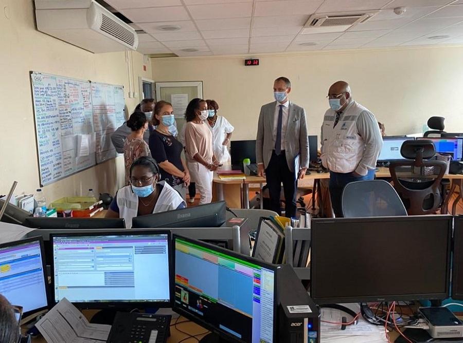 Le couvre-feu en Guadeloupe s'étend de 21h à 5h du matin, le préfet réinstaure les motifs impérieux avec la métropole - Crédit photo : Préfecture de Guadeloupe