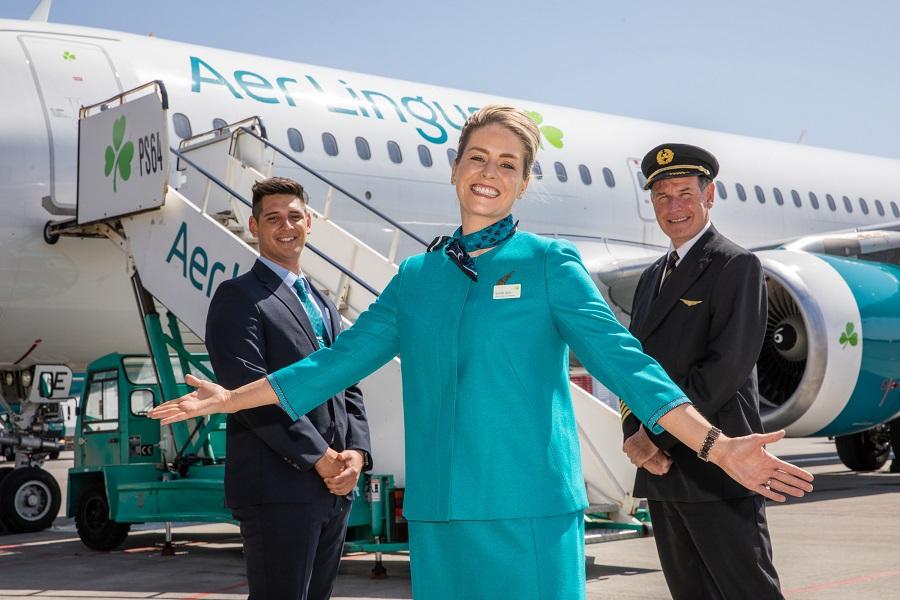 Aer Lingus reprend ses vols entre Dublin Bordeaux et Toulouse - DR