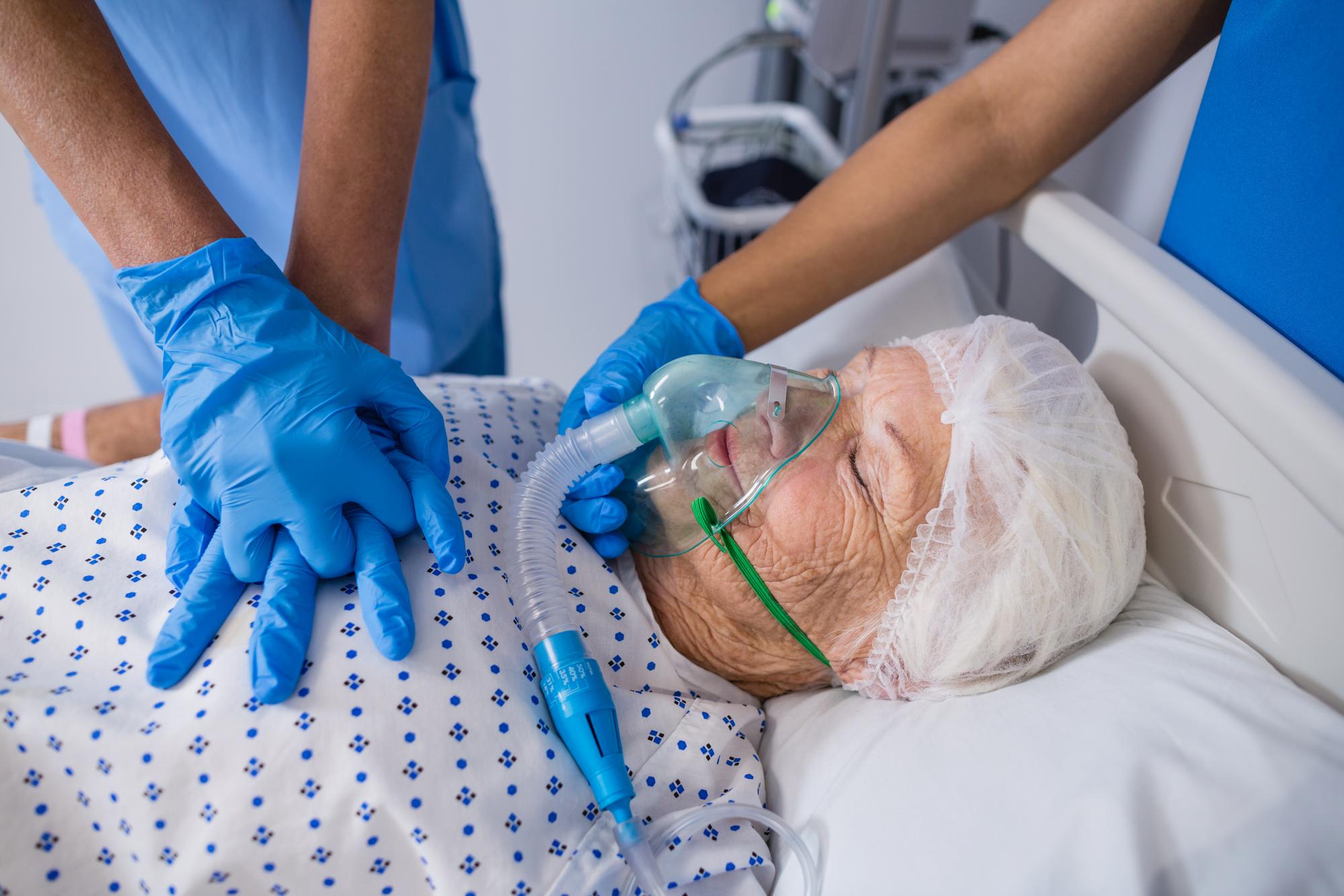 Les hôpitaux sont saturés dans les DOM-TOM
