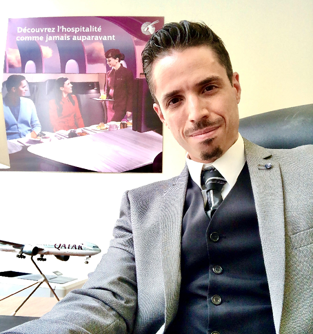 Smaïl Boudjennah rejoint Qatar Airways - DR