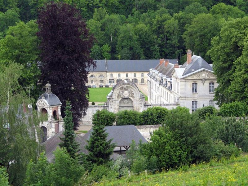 Abbaye de Saint Wandrille © SIVOM Caux Maritime