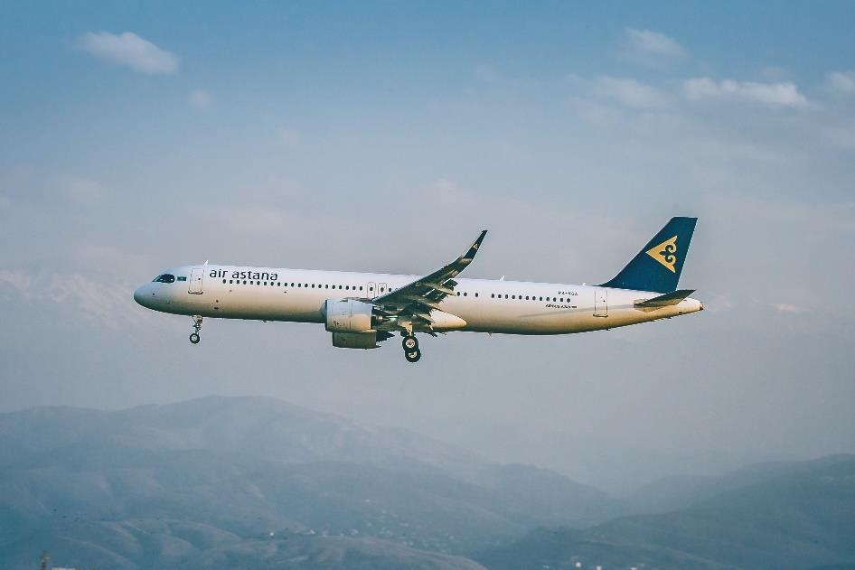 Les vols Air Astana entre Nur-Sultan, la capitale du Kazakhstan, et Londres Heathrow seront programmés les samedis et mercredi - DR