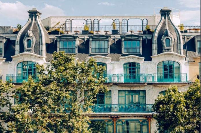 Paris et les grandes villes françaises sont toujours dans le dur, avec une fréquentation hôtelière en berne, voire même en chute libre par rapport à 2019 - DR