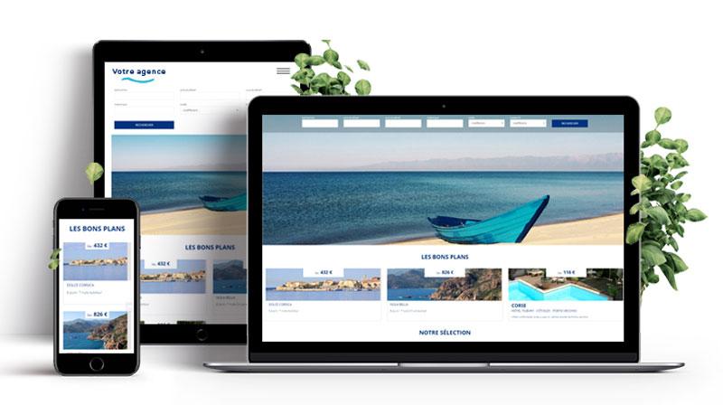 Des outils simples, rapides, efficaces spécialement conçus pour le Tourisme © SpeedMedia