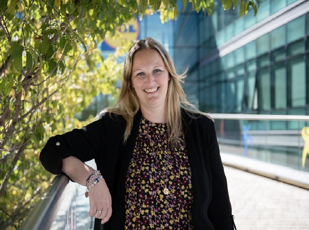 Mélanie Lemarchand, fondatrice et responsable LIDL VOYAGES se félicite des bons résultats de l'été 2021 : + 25 % en nombre de passagers et + 9 % en volume CA en 2021 versus 2019. - DR : LIDL VOYAGES.