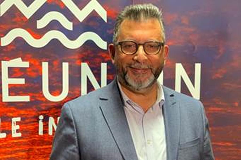 Patrick Lebreton élu Président de l'Ile de la Réunion Tourisme
