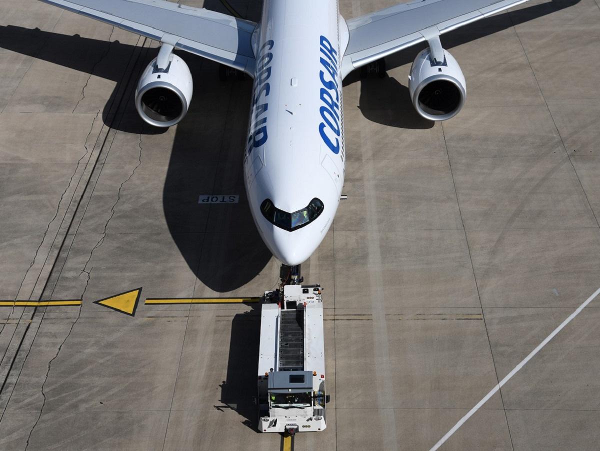 Laurent Abitbol a été nommé membre du conseil de surveillance d'Outre-Mer R-Plane (Corsair) - Crédit photo : Compte Facebook Corsair