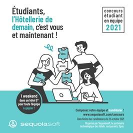 Hôtellerie, restauration : Sequoiasoft lance un concours destiné aux étudiants