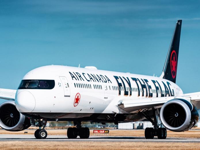 Air Canada reprogramme des départs depuis Lyon vers le Canada - DR