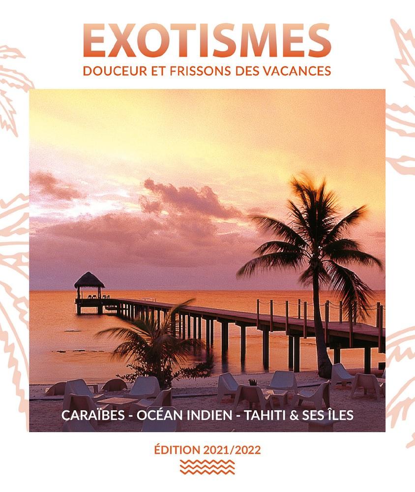 La nouvelle e-brochure d'Exotismes est sortie -DR