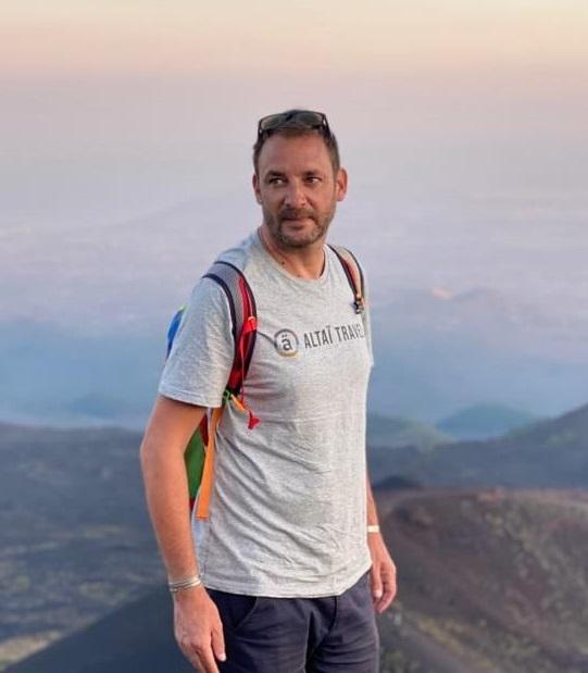 Yann Wulser est le CEO de la nouvelle marque Altaï Travel - DR : Altaï Travel