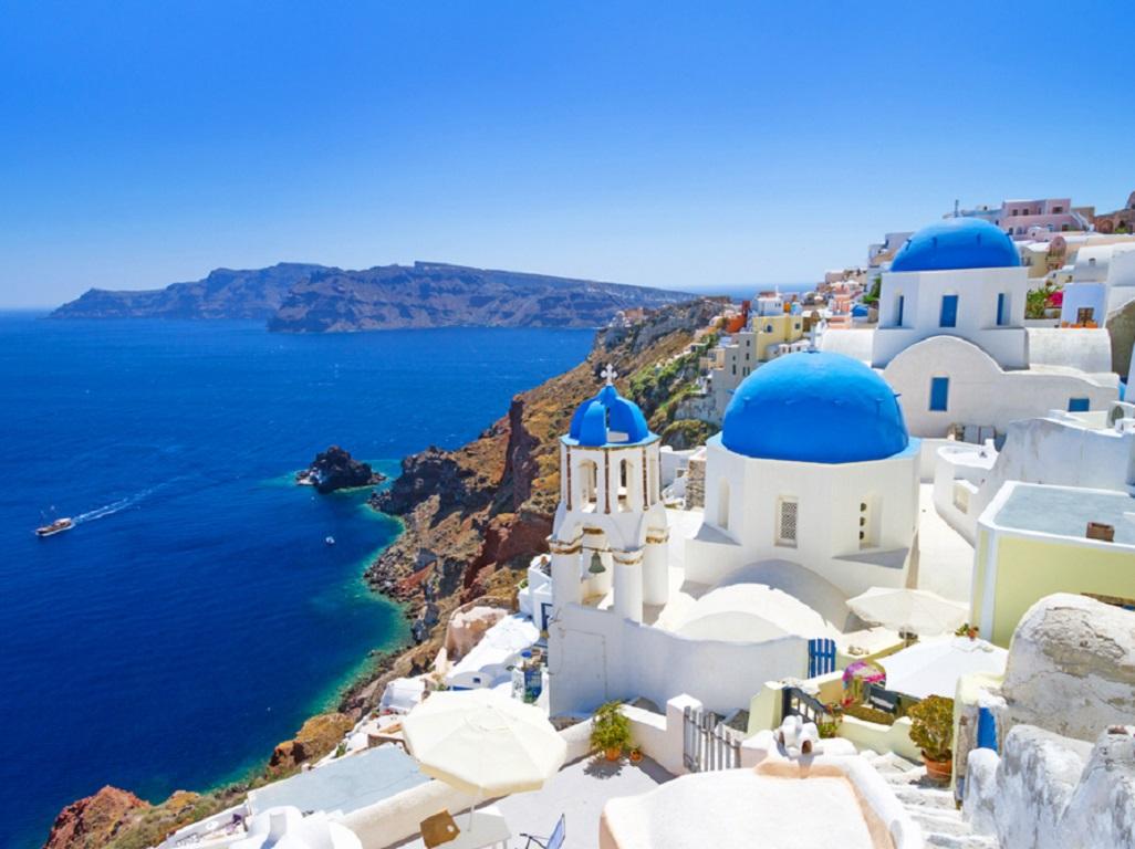 Les Français ont plébiscité la Grèce à l'été 2021. Bonne nouvelle, la tendance se poursuit sur l'arrière saison! - Depositphotos