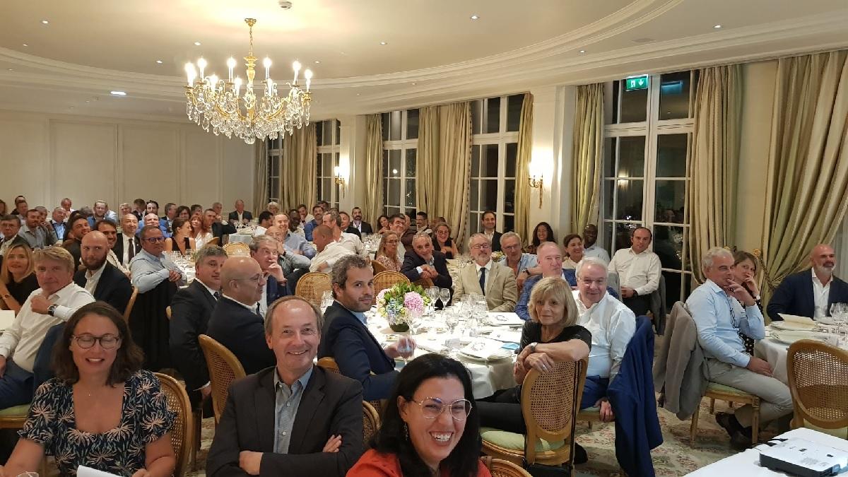 Les fournisseurs et partenaires invités - Photo CE