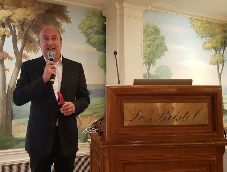Laurent Abitbol - DR