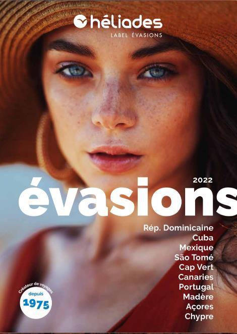 La brochure Héliades fait le plein de nouveautés : Cuba, Mexique, Canaries et la République Dominicaine accélère ! - DR