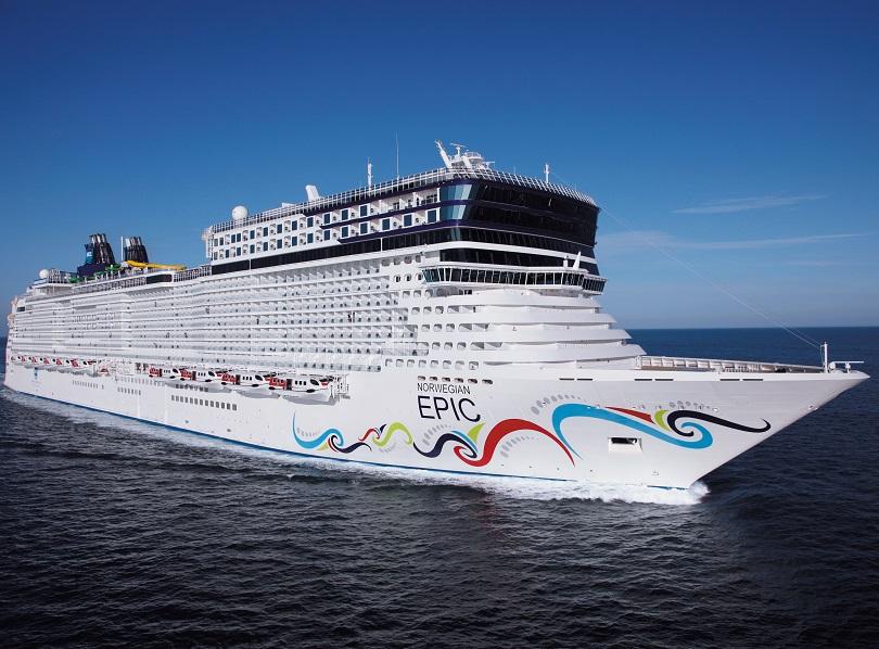 Norwegian Cruise Line annonce le déploiement de deux paquebots en Méditerranée dont le Norwegian Epic - Photo DR