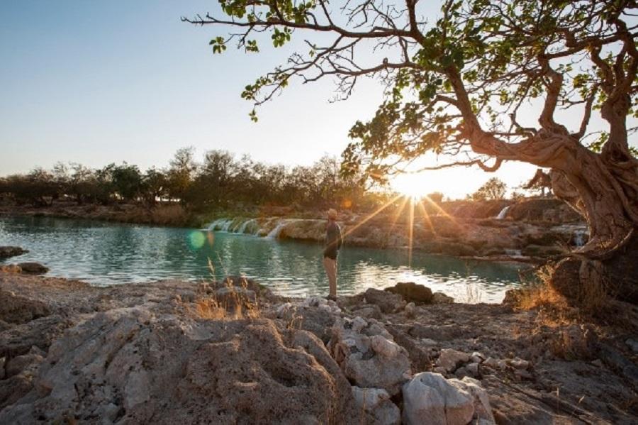 Hyatt : 112 chambres est situé sur une plage isolée dans la région de Dhofar - DR