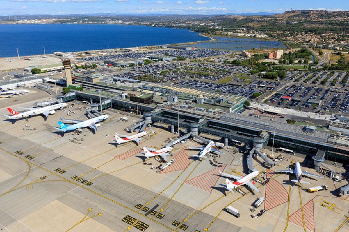 L'aéroport Marseille-Provence a dressé son bilan été 2à19 : la France, le Maroc et la Grèce tirent leur épingle du jeu - Photo  DR : Camille Moirenc