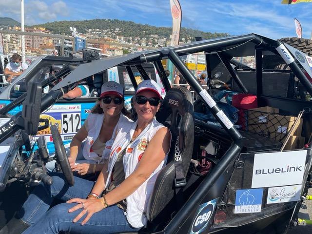 C'est parti pour la 30e édition du Rallye des Gazelles - DR