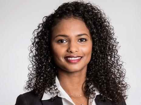 Fatma Almehairi, vice-présidente des ventes Etihad Airways pour les Emirats (DR-Etihad Airways)