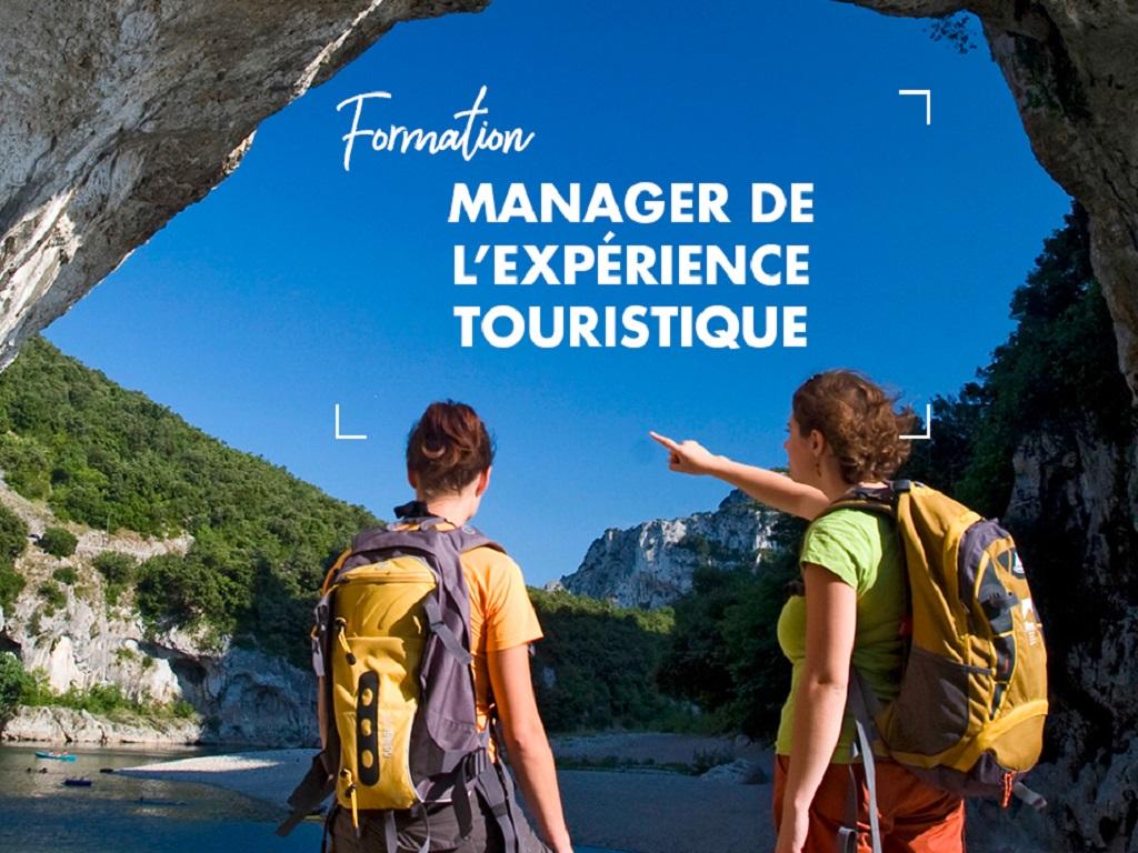 La troisième promotion du certificat « Manager de l'expérience touristique » démarrera le 13 décembre 2021. – DR Trajectoires Tourisme.