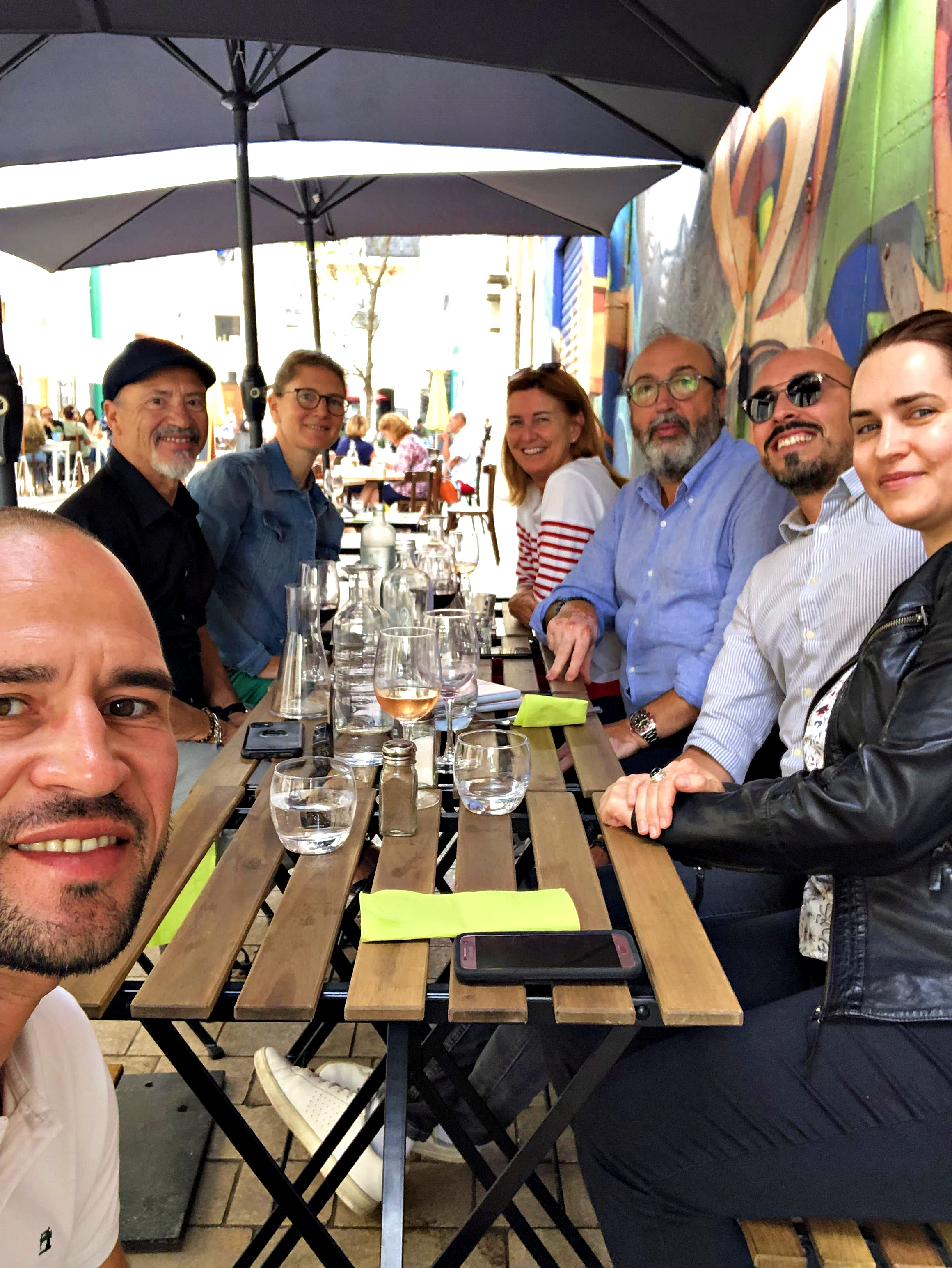 Frédéric Lorin (IFTM) de visite chez TourMaG.com à Marseille