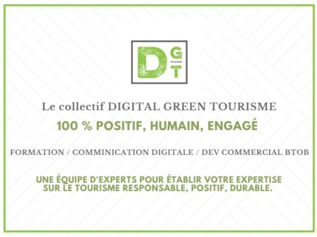 Digital Green Tourisme souhaite accompagner vers une offre plus responsable - DR