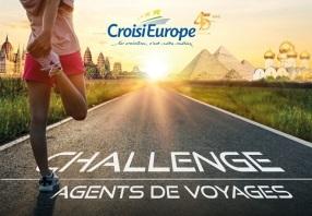 CroisiEurope lance un challenge de ventes pour les agences de voyages - DR
