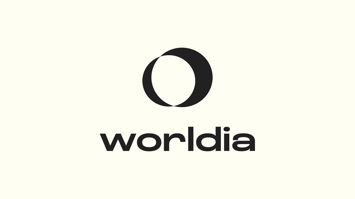 Nouveau logo Worldia