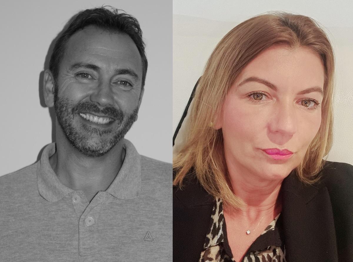 Christophe Delpech représente le TO sur tout le quart sud-ouest et Heidia Cheibil est en charge de la partie Auvergne/Rhône Alpes - DR : AmériGo