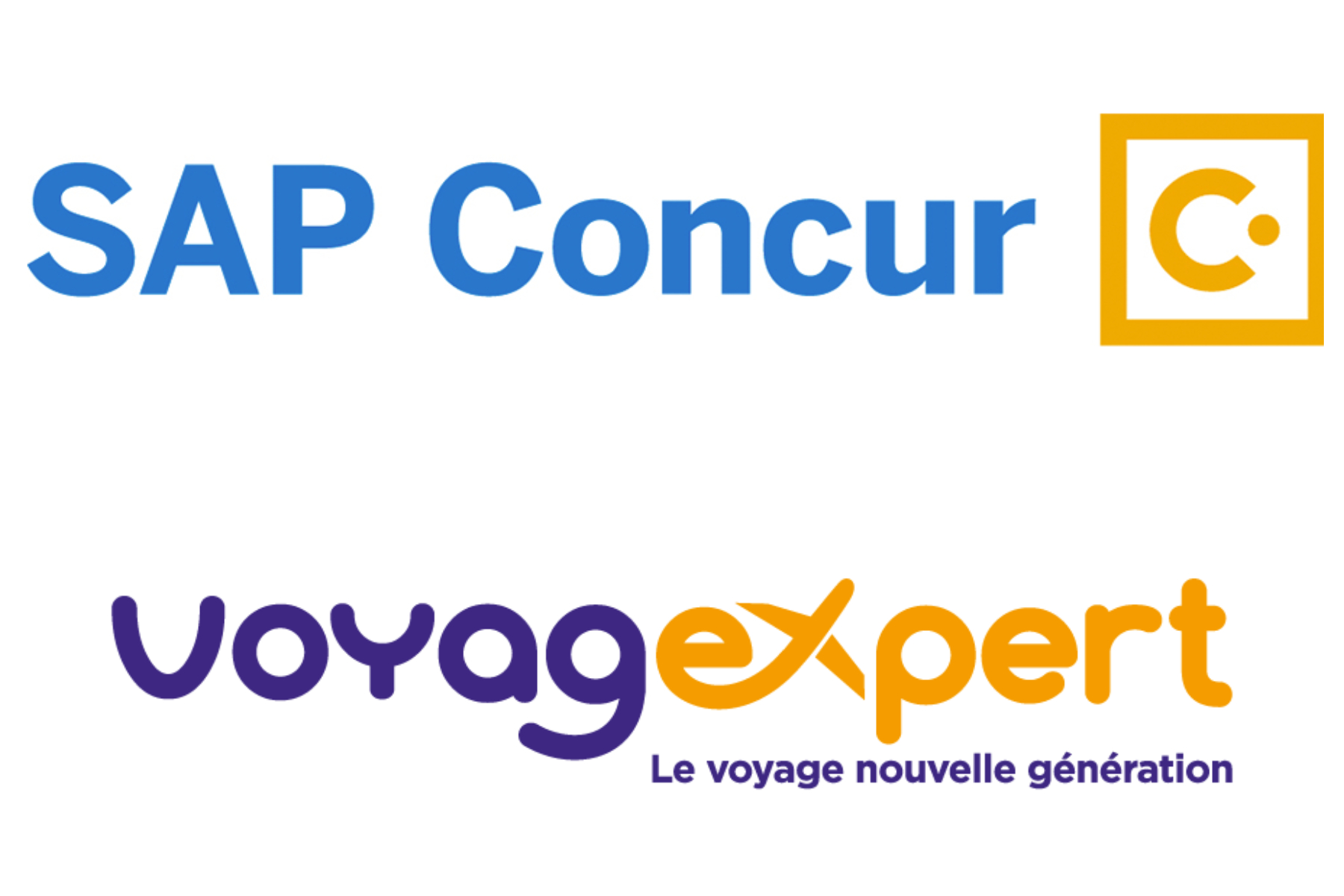 L'agence de voyages d'affaires VoyagExpert vient d'obtenir les certifications CIP et VAR de la part de SAP Concur - DR : SAP Concur / Voyagexpert