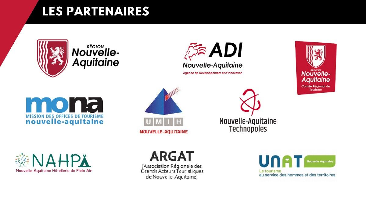 TiPi 535 est soutenu par la Région Nouvelle-Aquitaine mais également entouré par des partenaires privés et entreprises publiques - DR