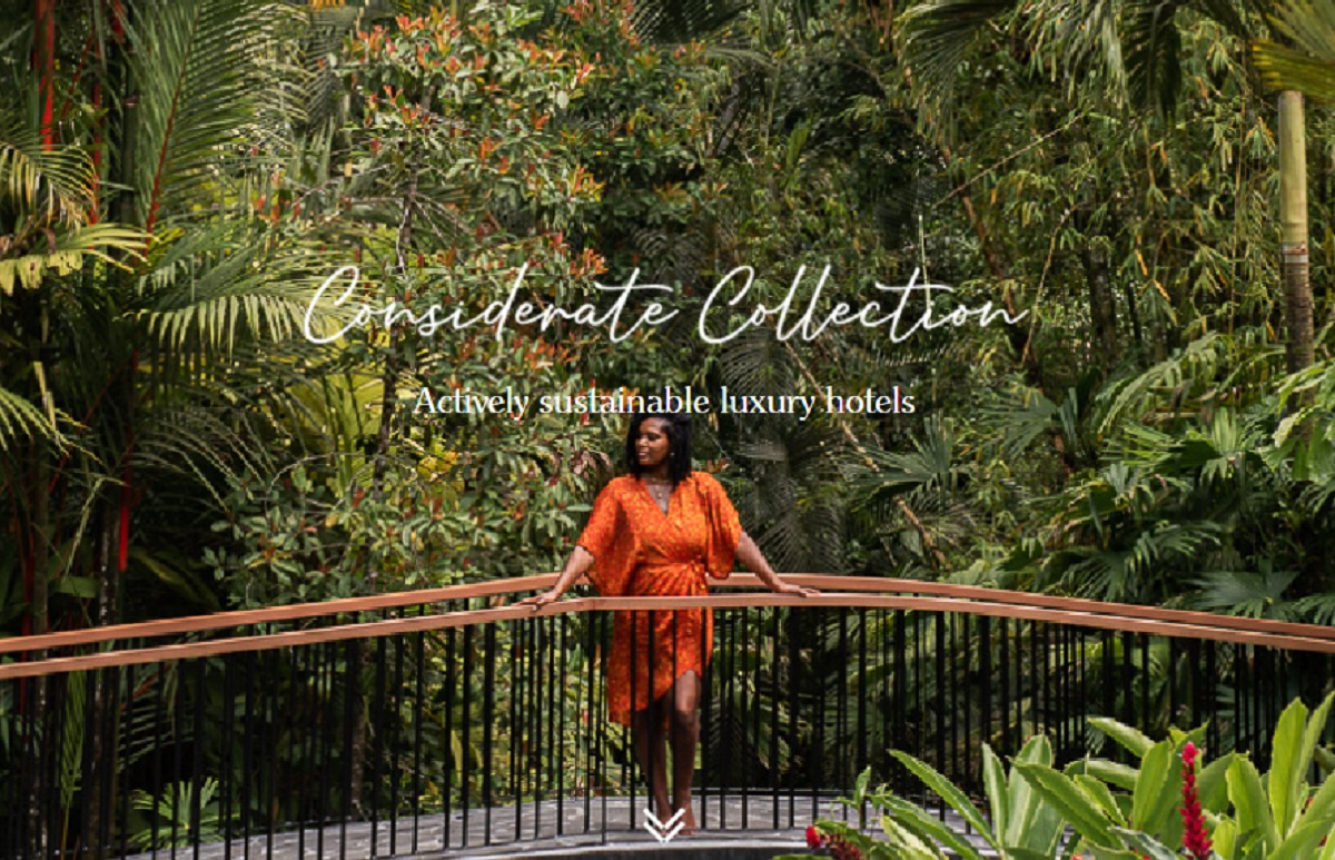 Small Luxury Hotels of the World lance une collection « Considerate Collection » dédiée au tourisme durable - DR