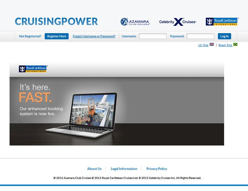 Royal Caribbean Cruises : nouveau système de résa pour les agences