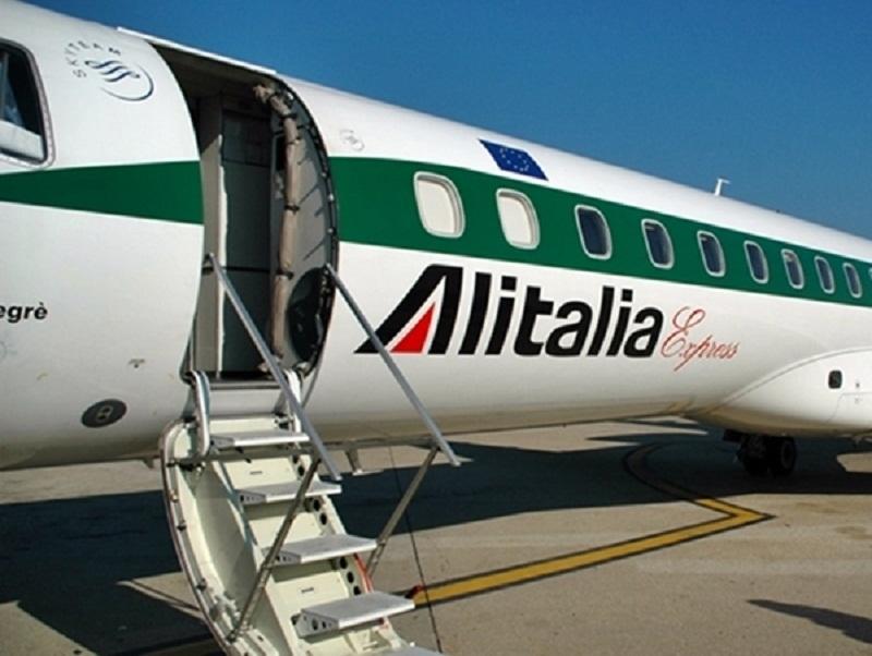 Les ventes d'Alitalia seraient en recul de 25 % pour les deux premières semaines d'octobre 2013 - Photo DR